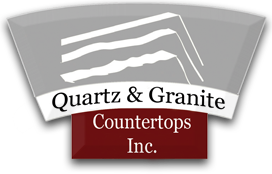 quartz-granite-countertops Logo